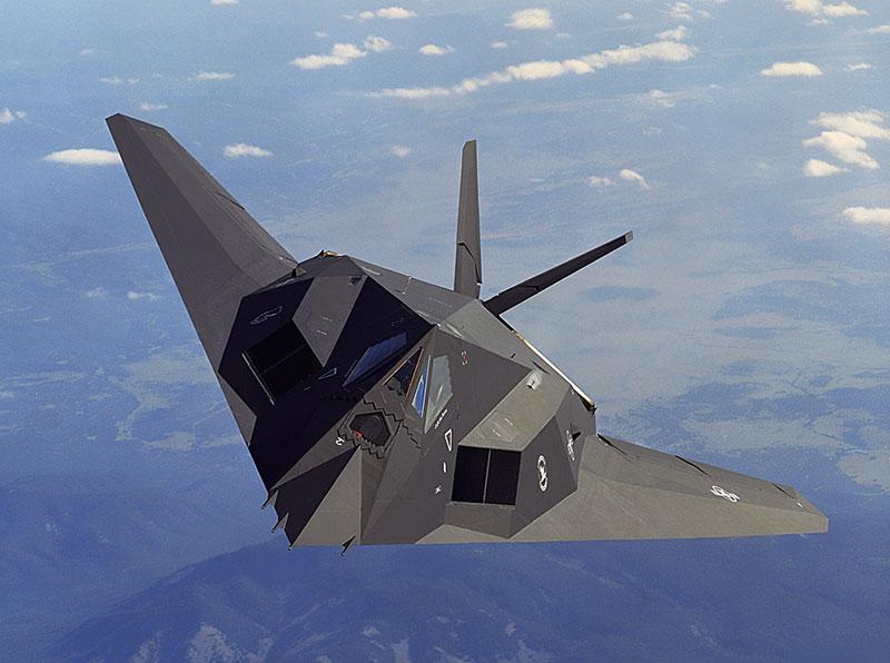 هواپیمای اف-117