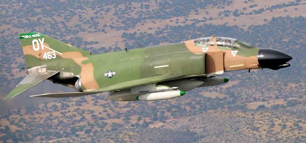 هواپیمای فانتوم اف-4 در جنگ ویتنام