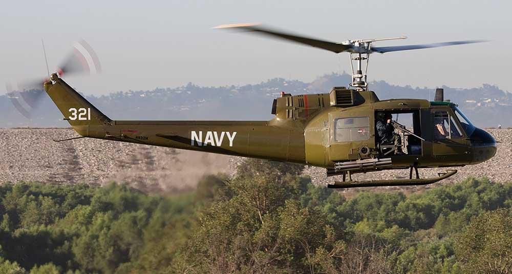 بالگرد uh-1