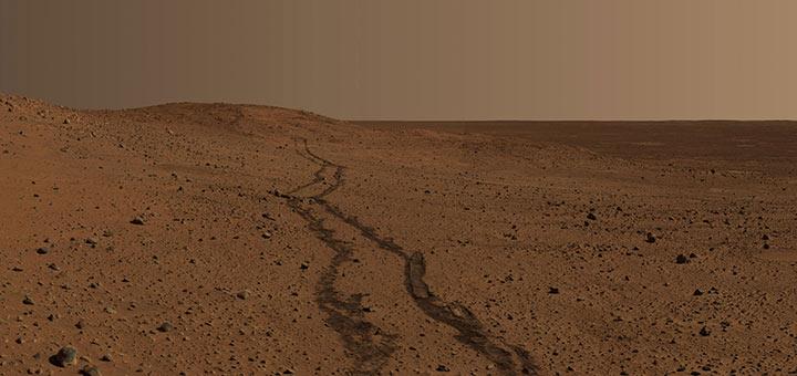 مریخ نورد اسپیریت